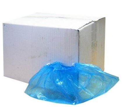 Бахіли поліетиленові в картонній коробці