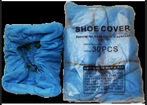 Бахіли п  е покриття для взуття 50 пар  упак