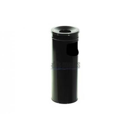 0280-В Урна -пепельницаметалл окрашенный 15 л черная
