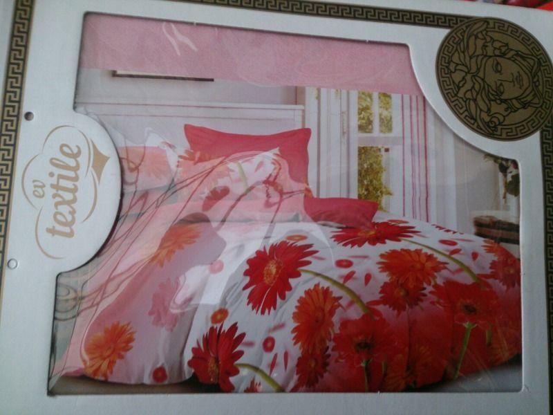 Качественный фабричный комплект постельного белья сатин фланель ... 2db97a5ce0be1