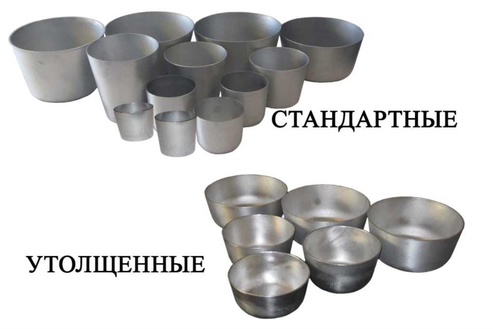 Алюмініві форми для випікання пасок