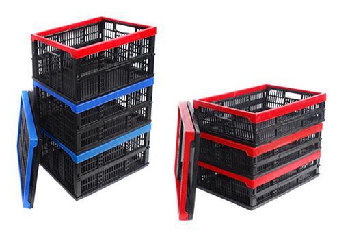 Пластмасові складні ящики