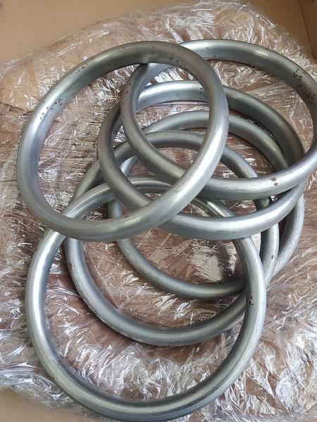 Прокладки для фланцев металлические овальные