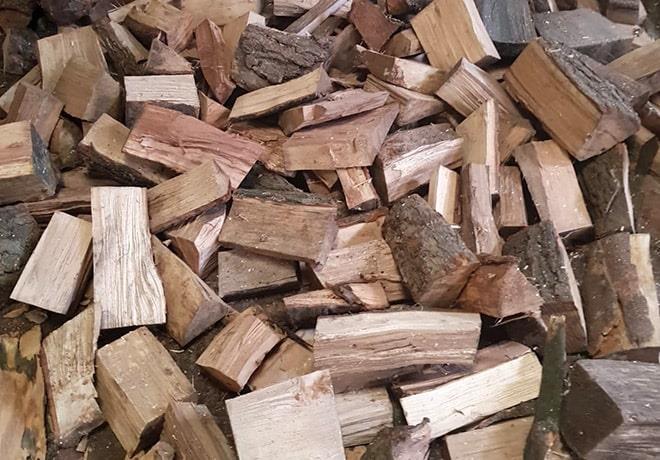 Замовте твердопаливні дрова від виробника Луцьк