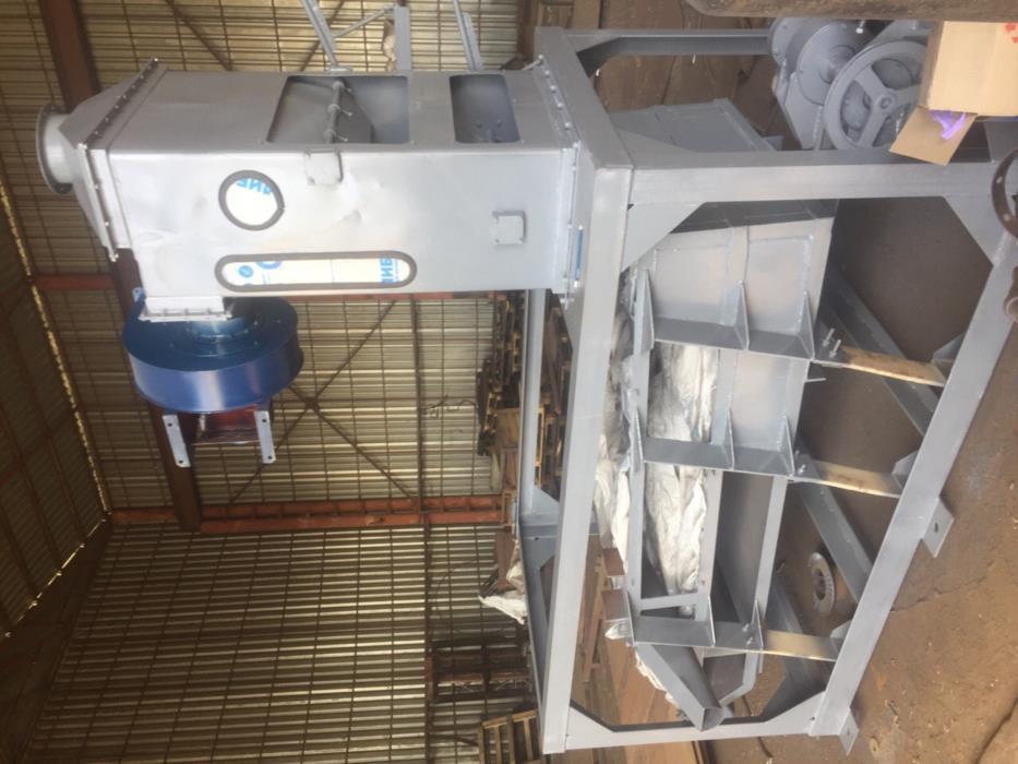 Сепаратор для очистки подсолнечника Маслоцех под ключ Продам маслоцех