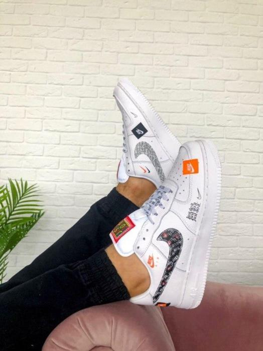 Кроссовки Nike Air Force 1 Just Do It