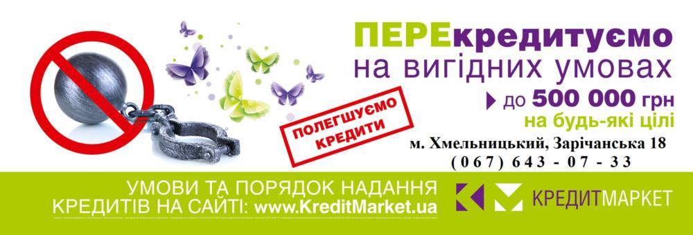Компанія Кредитмаркет