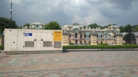 Прокат аренда электростанций генератора от 2-500 кВт