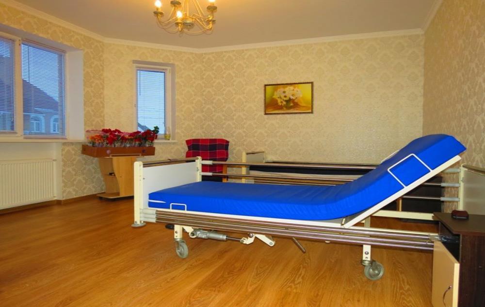Частный дом престарелых в Киеве