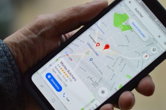 Google Мой Бизнес - настройка и продвижение в Одессе