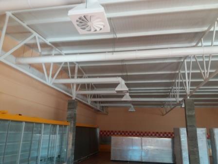 Проектирование изготовление монтаж систем вентиляции кондиционирования воздушного отопления