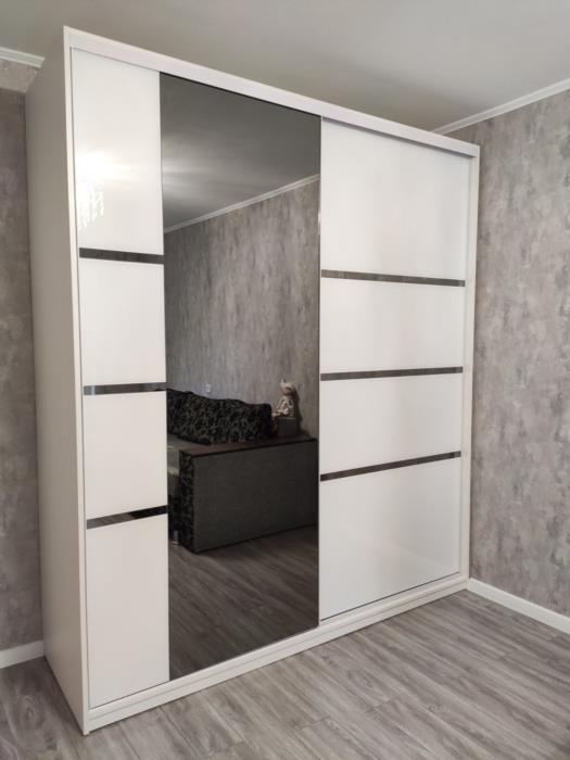 Зеркала стекло в изделиях для мебели ПАННО  Монтаж