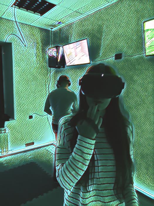 Лучшая виртуальная реальность в Харькове - Vroombest