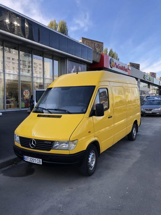 Услуги грузового автомобиля по Киеву