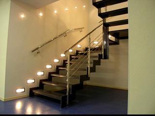 Дешевые изделия от производителя из стекла дерева Ограждения Лестницы