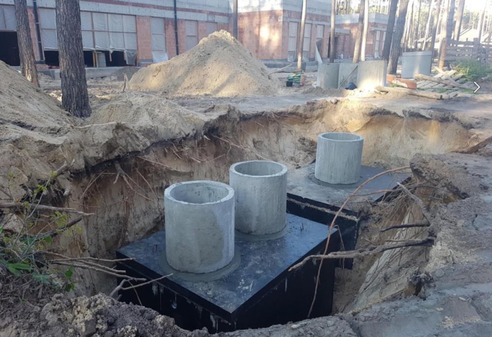Автономная канализация септик биостанция под ключ Договор Гарантия до 10 лет
