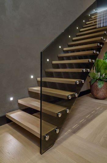 Дешевые изделия от производителя из стекла дерева Лестницы Ограждения