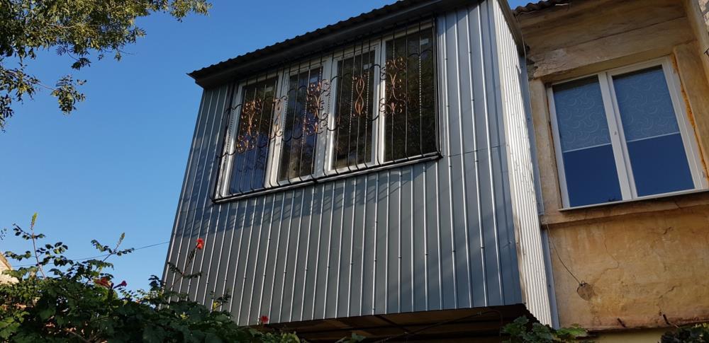 Застеклить балкон  балкон под ключ  ремонт балкона