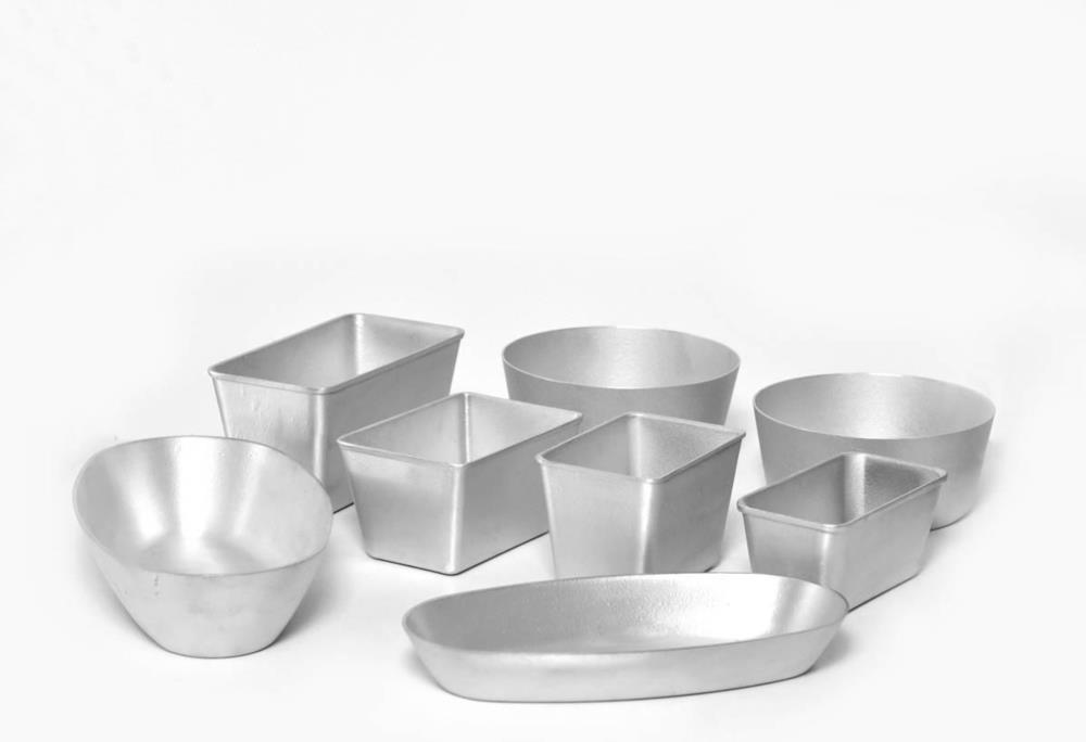 Алюмініві форми для випікання хліба