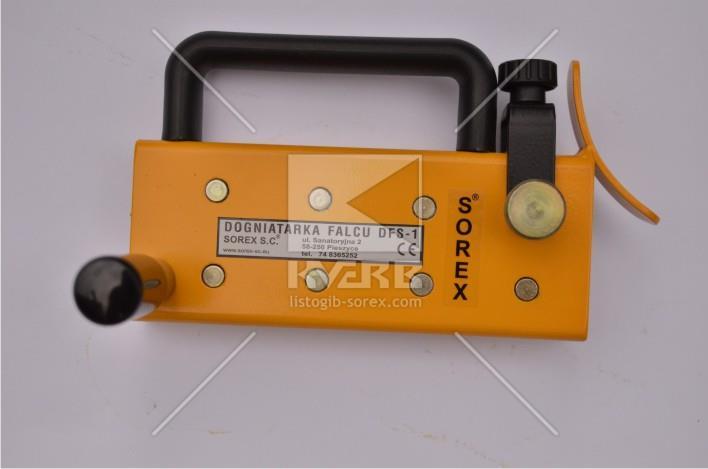 Кровельный инструмент  завальцовка Sorex