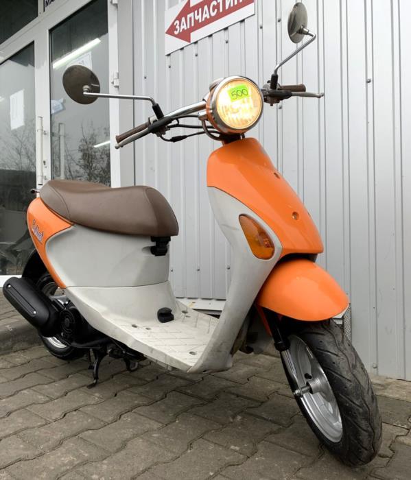 Мопед   Suzuki Lets