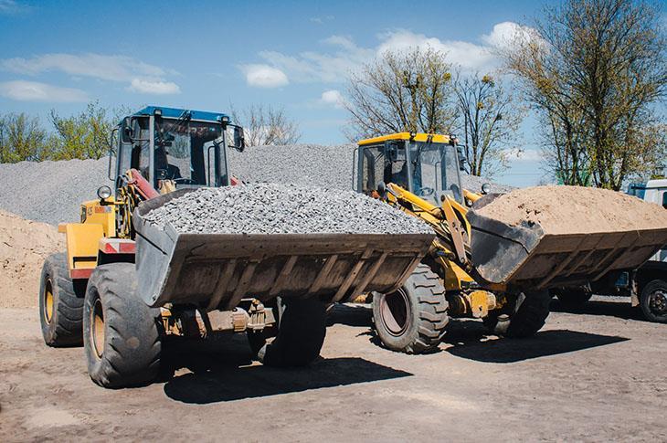 Прямі поставки піску щебеню з карру 35 тонн Луцьк Волинська область