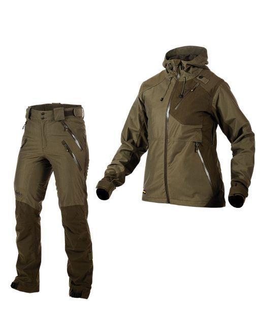 Одяг для охоти рибалки камуфляжний одяг термобілизна