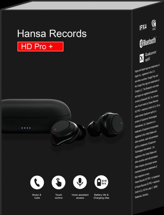 Беспроводные наушники Hansa Records