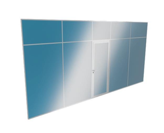 Скляні перегородки Скляні душові Скляні двері Гартоване скло Безрамне скління
