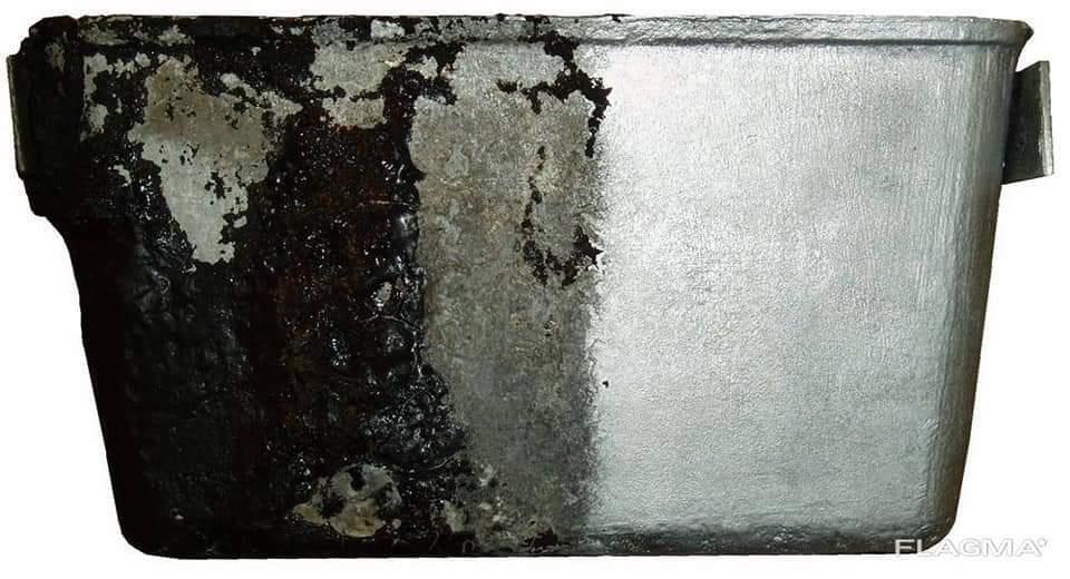 Послуги очистки покриття форм та дек антипригарним покриттям Ремонт форм та обладнання