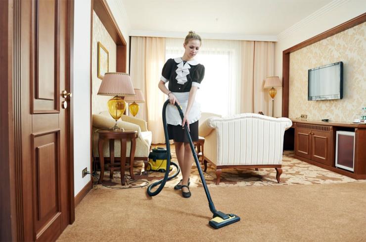 Качественные услуги домработницы для Вашего дома