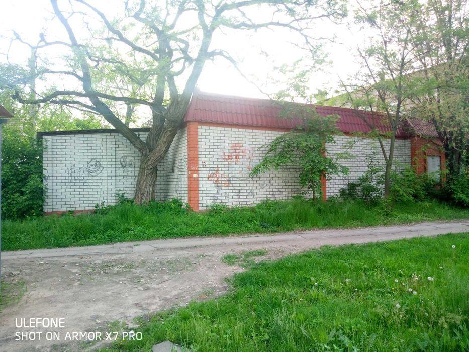 продам отдельно стоящее здание на красной линии