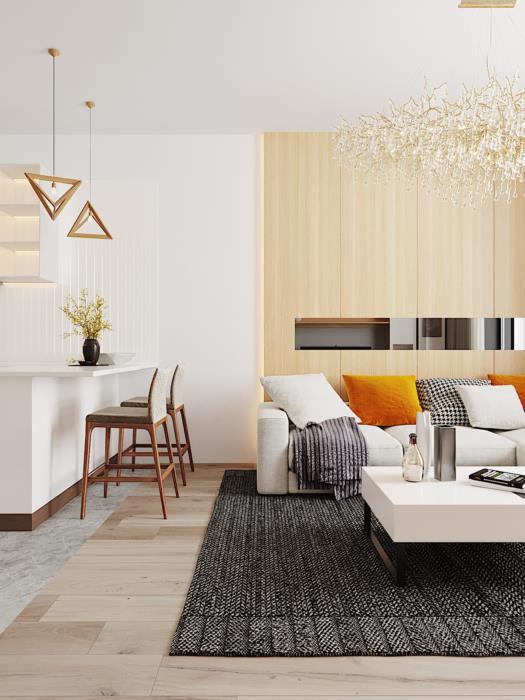 Квартира бизнес-класса от собственника ЖК Камертон Центр