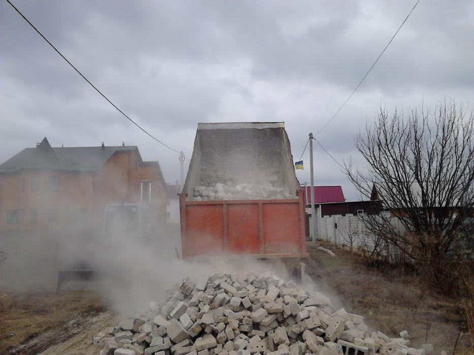 Битый кирпич купить битый кирпич в Киеве