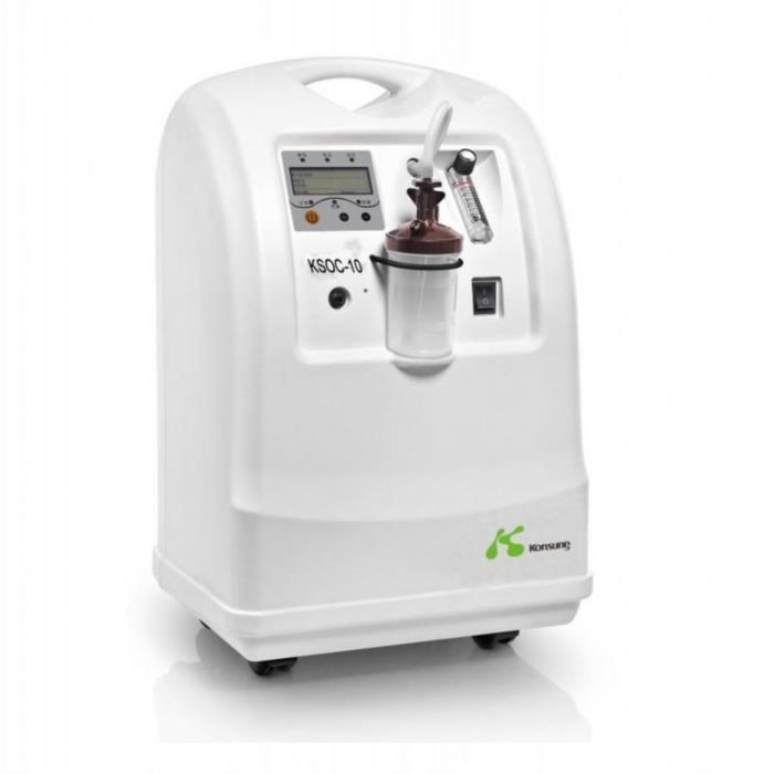 Кисневий концентратор  Oxygen Concentrator KSOC-5 на 10 л на одного або на дві людини на два потоки