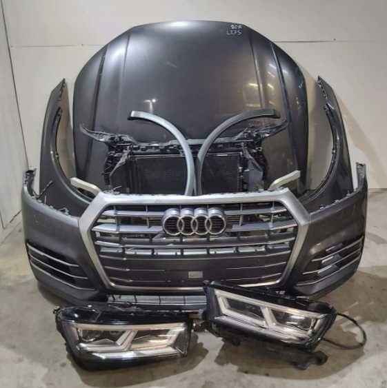 Разборка Audi Q5 8R FY Q7 4M 4L Q3 8U 83A Q2 Q8 бу запчасти