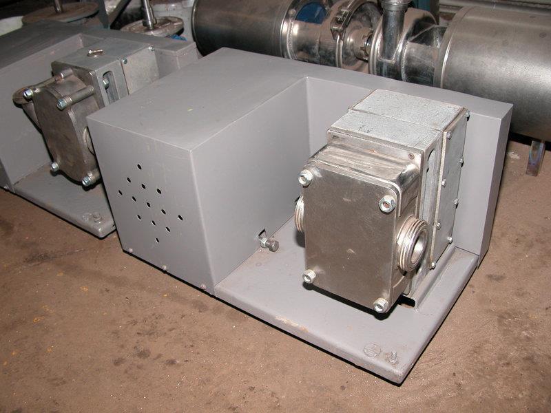 Насос роторный В3-ОРА-10 до 10 мч