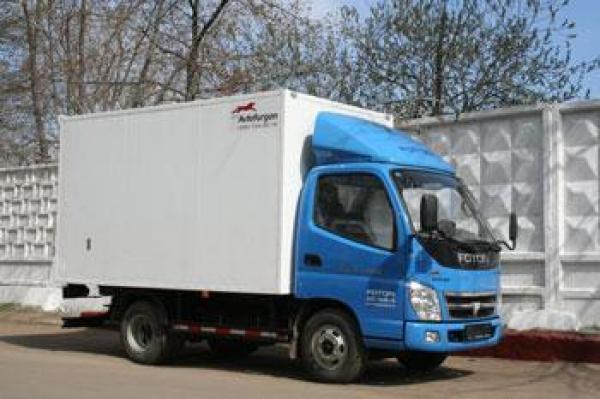 Заказ и аренда авто (грузовики 2т)