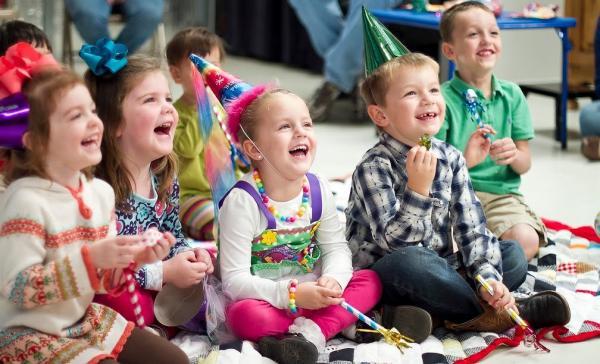 Детский праздник – лучшее лекарство от болезней!